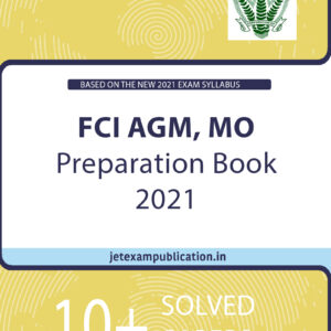 FCI AGM, MO Preparation Book 2021