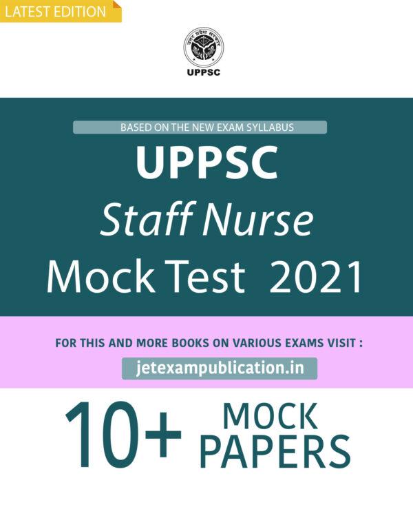 UPPSC Staff Nurse Mock Test 2021
