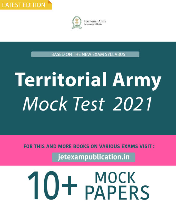 Territorial Army Mock Test 2021