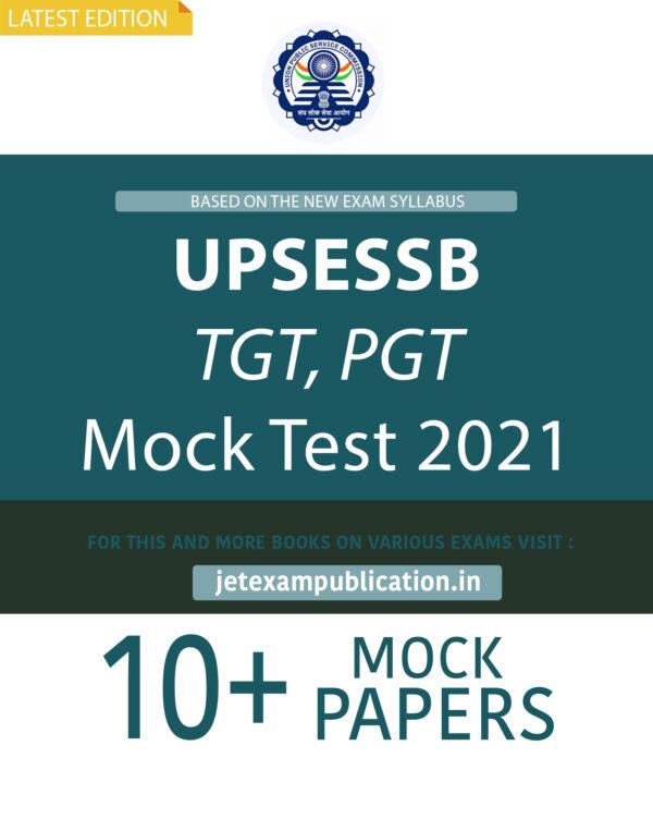 """""""UPSESSB TGT, PGT Mock Test 2021"""""""