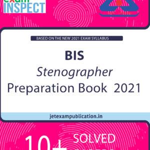 BIS Stenographer Preparation Book 2021