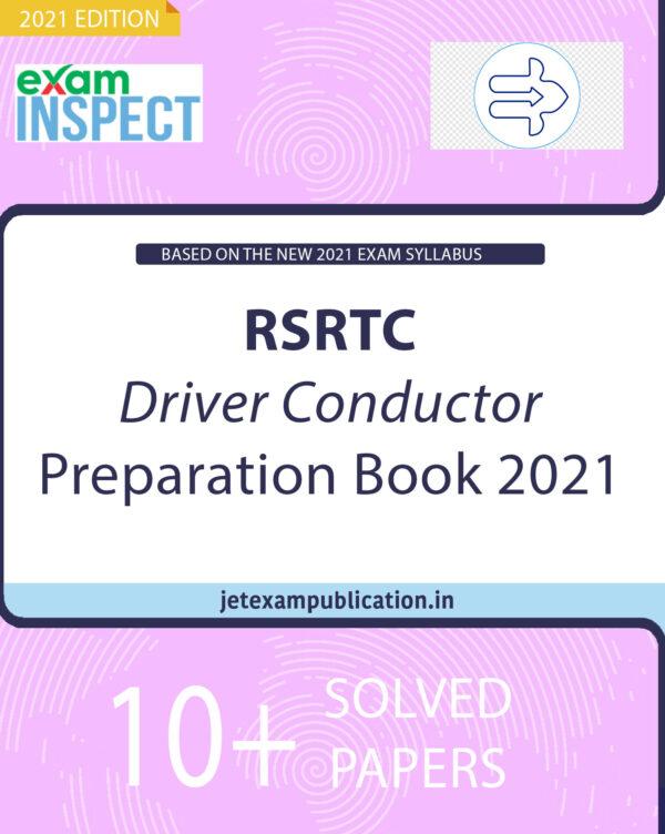 """RSRTC Driver Conductor Preparation Book 2021"""