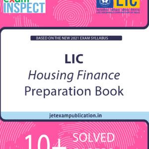 """LIC Housing Finance Preparation Book"""