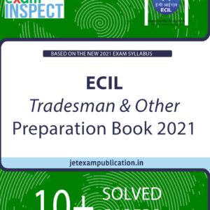 """ECIL Tradesman & Other Preparation Book 2021"""
