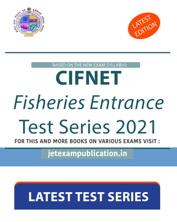 """CIFNET Fisheries Entrance Test Series 2021"""