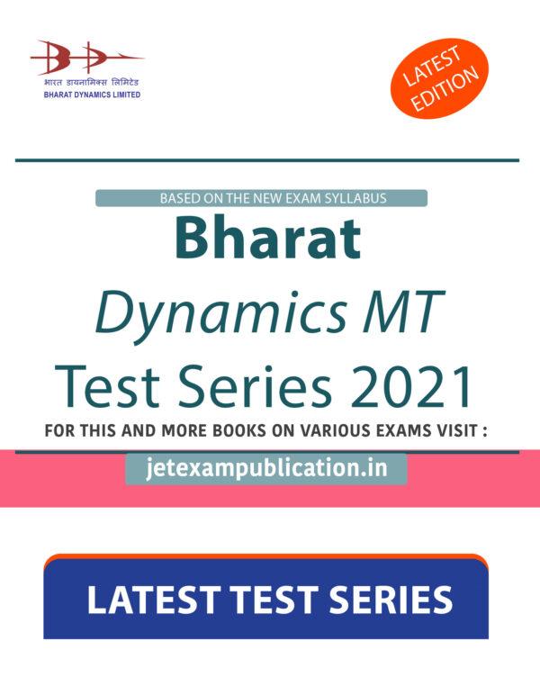 """""""Bharat Dynamics MT Test Series 2021"""""""