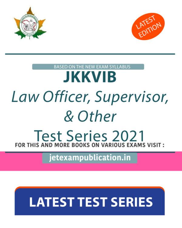 JKKVIB Test Series 2021