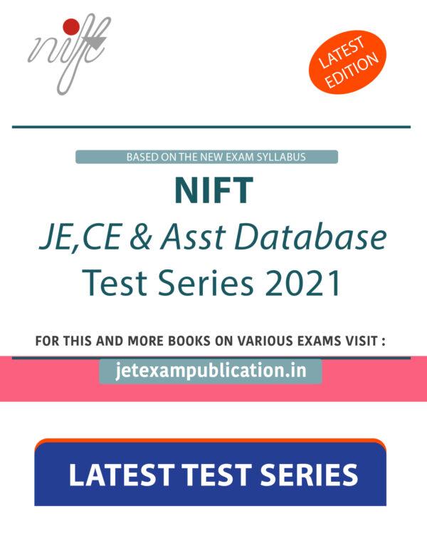 NIFT Test Series 2021