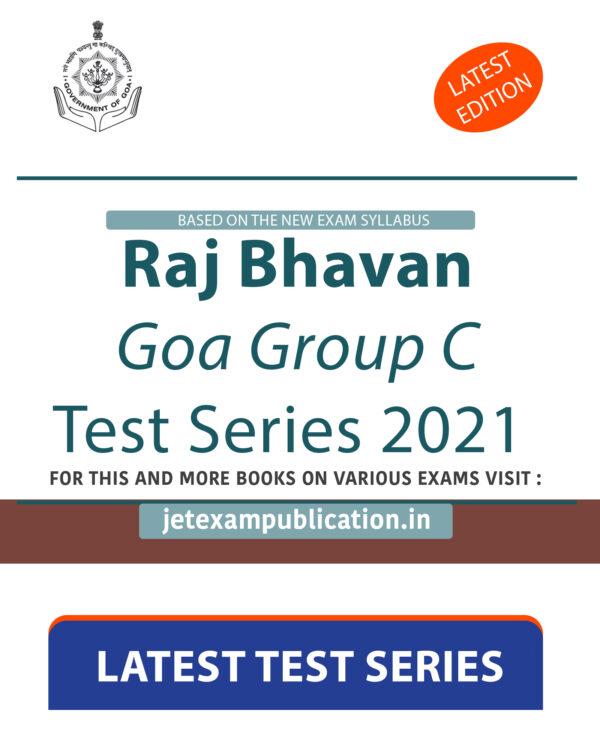 """Raj Bhavan Goa Group C Test Series 2021"""