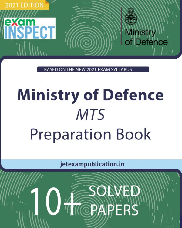 Ministry of Defence MTS Preparation Book