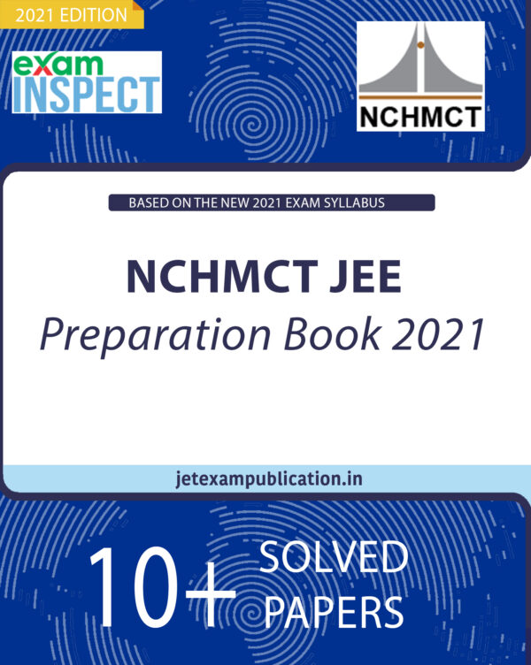 NCHMCT JEE Preparation Book 2021