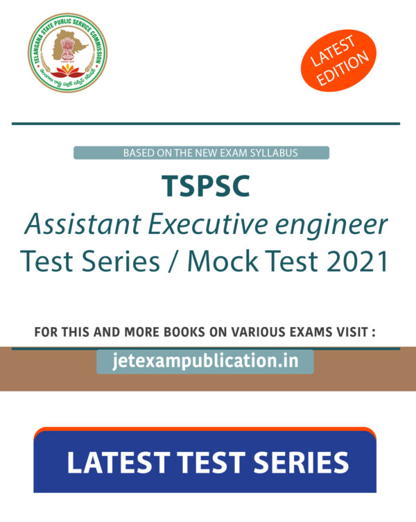 """""""TSPSC Assistant Executive engineer Test Series / Mock Test 2021"""""""