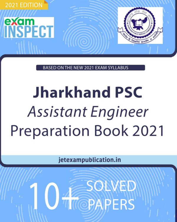 """""""Jharkhand PSC Assistant Engineer Preparation Book 2021"""""""